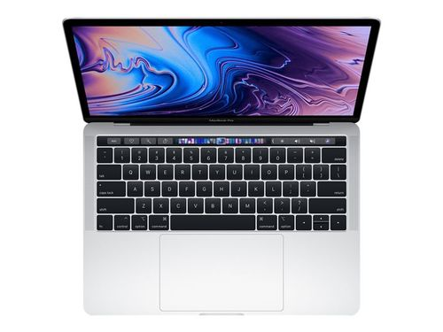 "Apple MacBook Pro 13,3"" 2,4GHz 8GB 256GB TB Silber (2019) R-Ware"