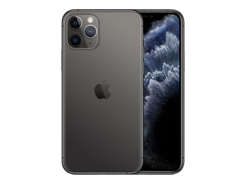 Apple iPhone 11 Pro - 64GB Spacegrau - ohne Simlock