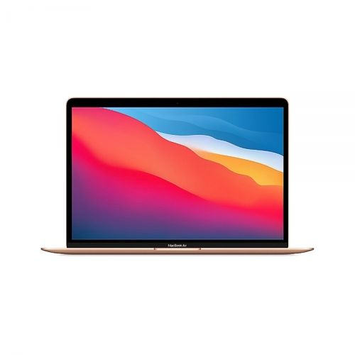 "MacBook Air 13,3"" M1 8GB 256GB gold (Late 2020) Neuware"